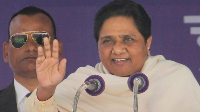 BSP President Mayawati. (Photo: PTI)