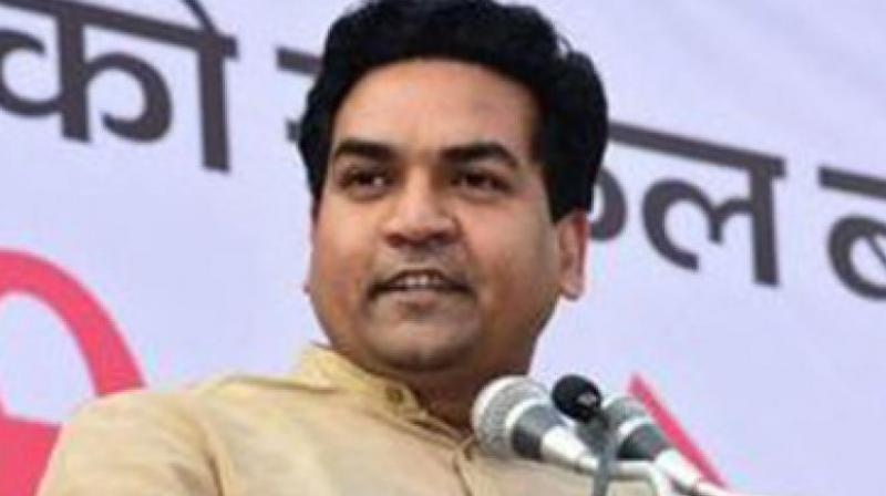 Mishra, once a close confidant of Chief Minister Arvind Kejriwal, had levelled corruption charges against him and other AAP leaders, which created ripples in the city politics and dented the image of the party.(Photo: PTI)