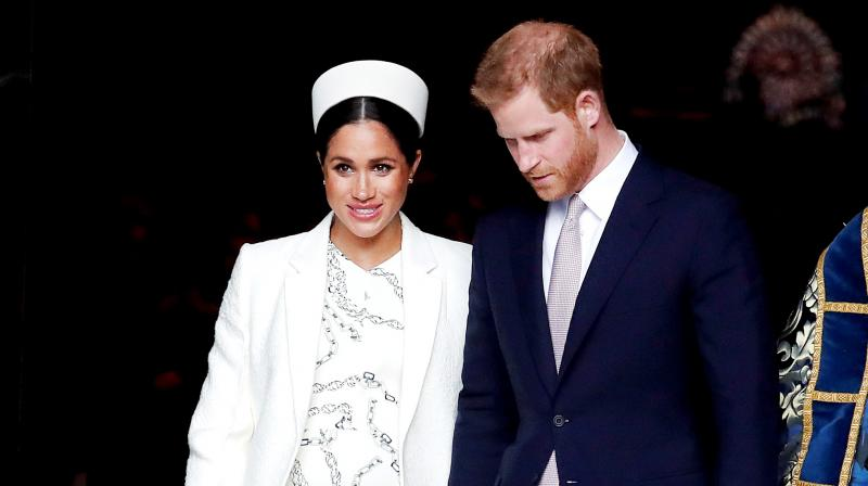 Due in a few weeks, baby Sussex will be seventh-in-line to the throne and it is believed, the first person of mixed race to be in such a senior position in the history of British royalty. (Photo: AP)