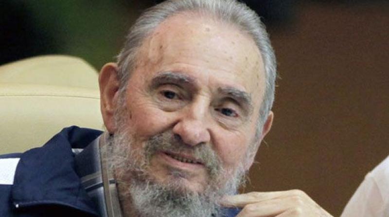 Fidel Castro (Photo: AP)