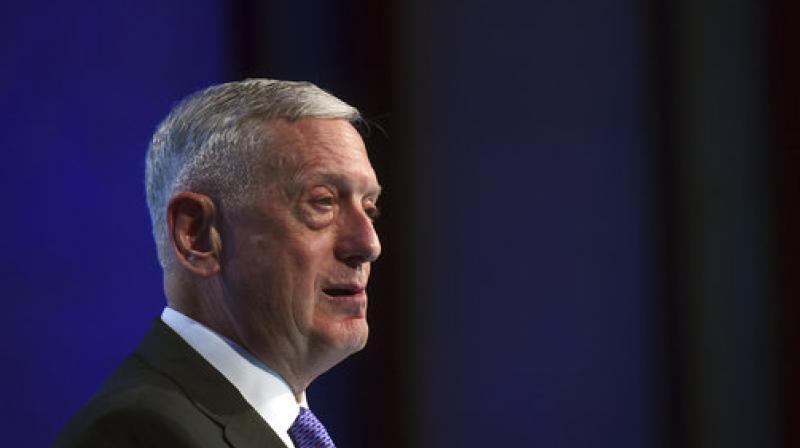Pentagon chief Jim Mattis (Photo: AP)