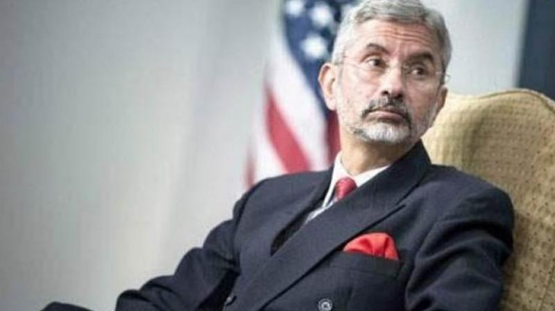 External Affairs Minister S Jaishankar arrived in Beijing on Sunday on a key three-day visit to hold talks with the Chinese leadership on a host of issues including finalisation of arrangements for President Xi Jinping's visit to India later this year for the second informal summit with Prime Minister Narendra Modi. (Photo: File)