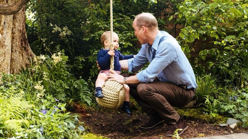Prince William said that the issue was something he had only started thinking about since becoming a parent. (Photo: Instagram @kensingtonroyal)