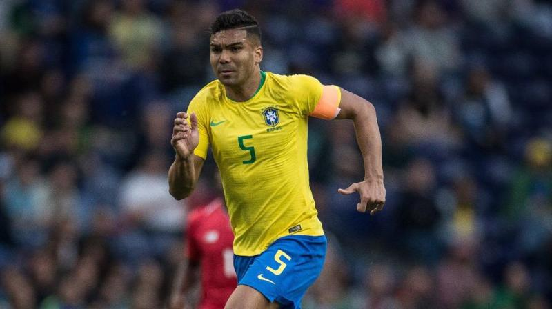 The Selecao opened the scoring just after the half-hour mark. (Photo: Twitter)