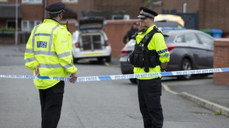 Police said the truck was believed to have come from Bulgaria and to have entered Britain at Holyhead in Wales on Saturday. (Photo: Representational)