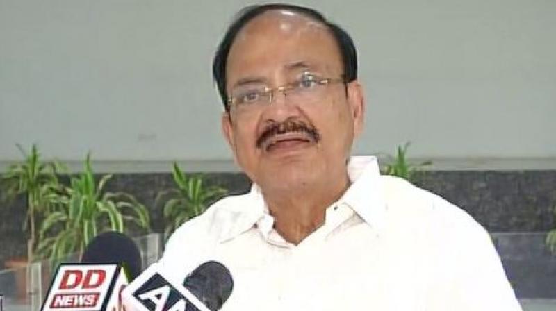 M Venkaiah Naidu.