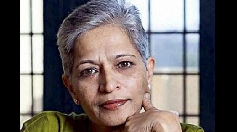 Late journalist Gauri Lankesh