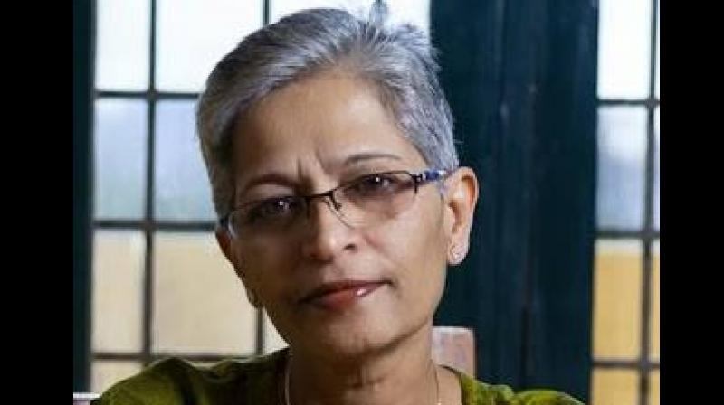 Gauri Lankesh (Photo: Facebook)