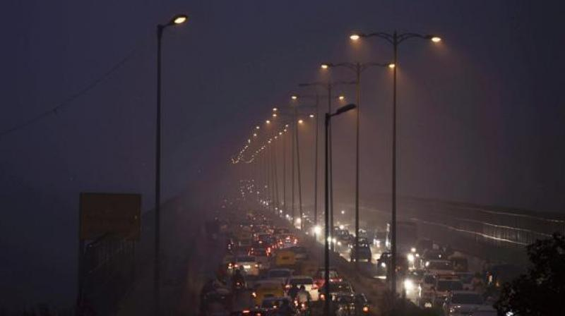 There will be no Odd-Even restrictions on vehicles on November 11-12 in Delhi to ensure hassle-free commute on the occasion of the 550th birth anniversary of Guru Nanak Dev, chief minister Arvind Kejriwal said on Friday. (Photo: PTI)