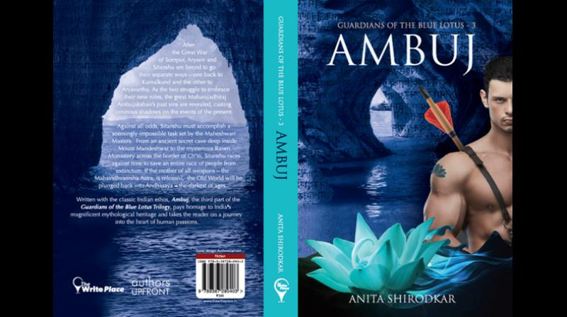 Ambuj by Anita Shirodkar (Photo: File)