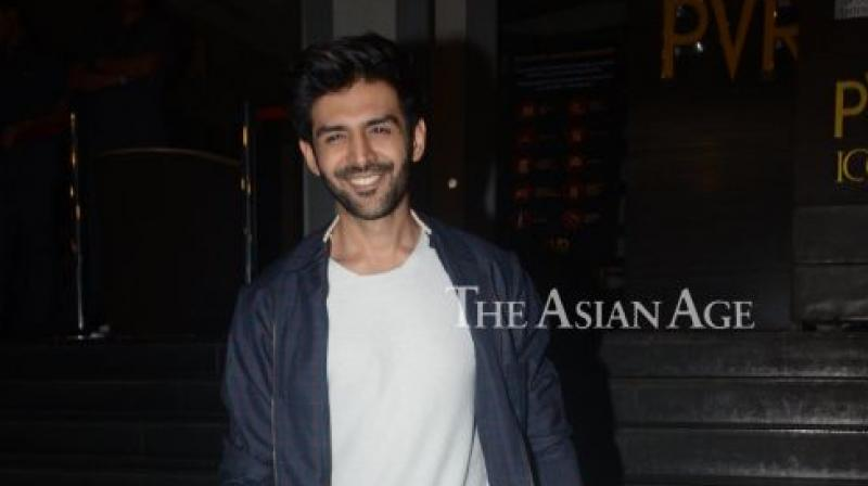 Kartik Aaryan. (Photo: Viral Bhayani)