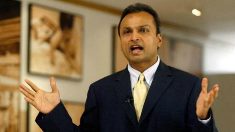 Reliance Group Chairman Anil Ambani. (Photo: File)