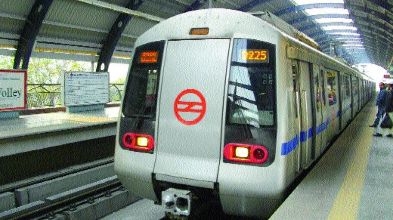 The DMRC has always been very conscious of its responsibilities towards the conservation of the environment, a DMRC spokesperson said.  (Representational image)