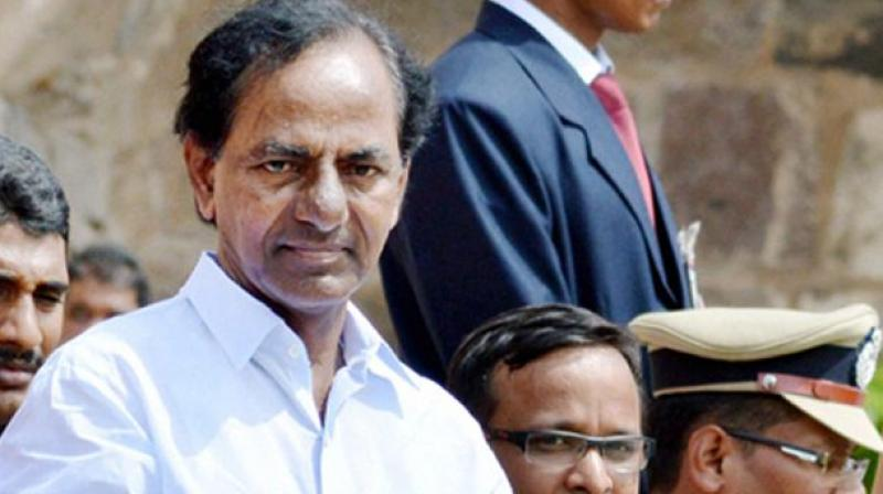 The babu crisis in Telangana is so severe that chief minister K. Chandrasekhar Rao wants to set up a new state service. (Photo: PTI/File)