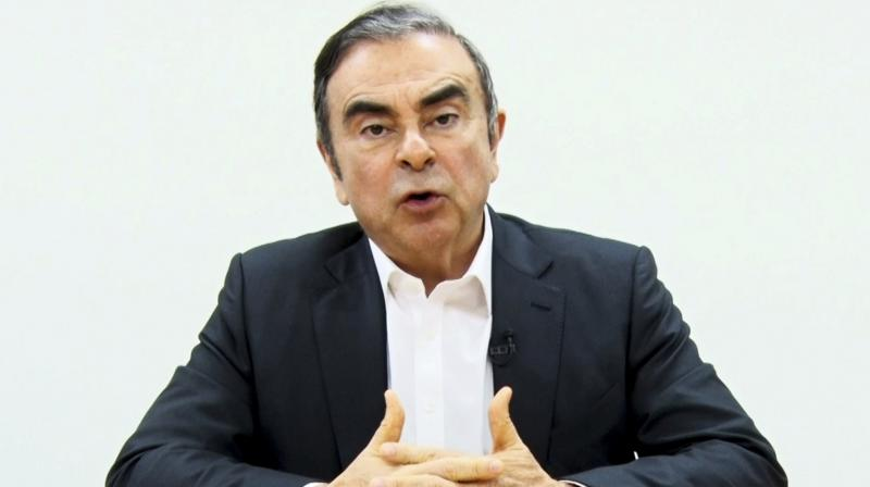 Ghosn has not been formally charged over these allegations. (Photo:AP)