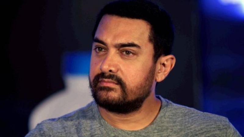 Aamir Khan.