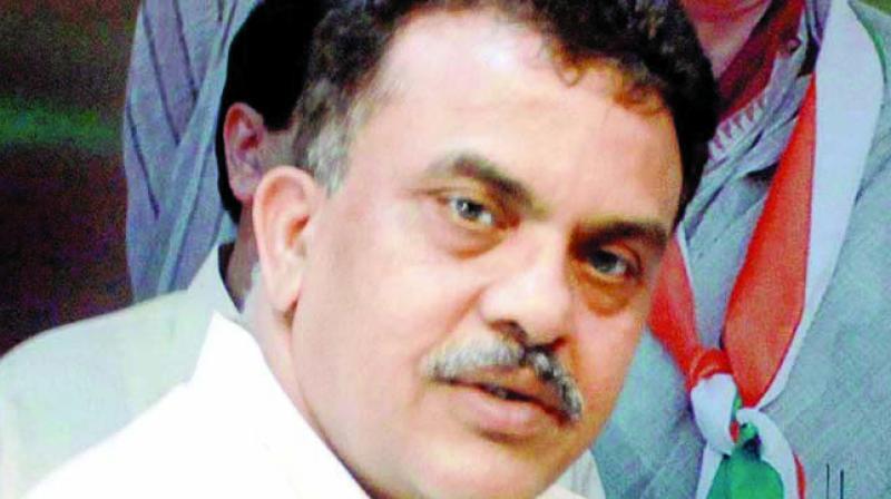 Former Mumbai Congress president Sanjay Nirupam