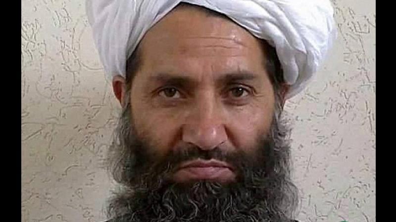 Taliban leader Haibatullah Akhundzada (Photo: AP)