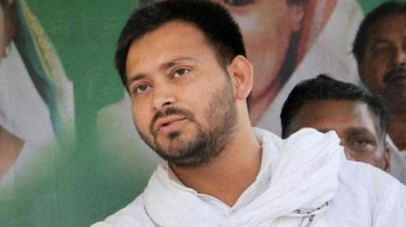 Yadav even criticised the Bihar government of shielding the accused in the Muzaffarpur shelter home sexual assault case after a photo of its owner Brajesh Thakur being felicitated by Nitish Kumar emerged. (Photo: File/PTI)