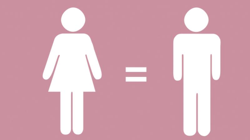 Women need to be put back into the equation of equality.