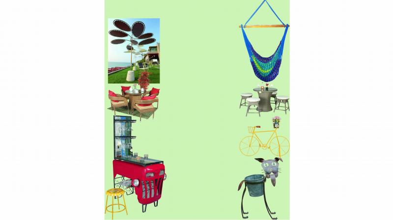 Some of the many products created at Handmade World, founded by Adarsh Mishra
