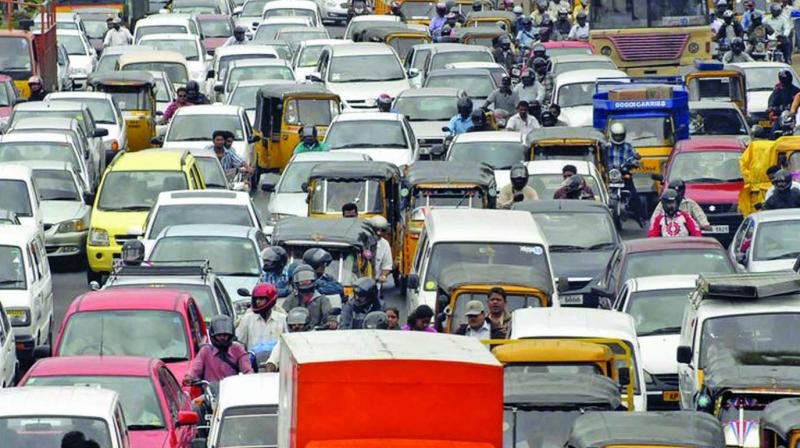 The transport office has played a major role in implementing noise rules strictly across the city,  said a CPCB official.