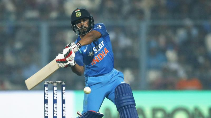 Kedar Jadhav (Photo: PTI)