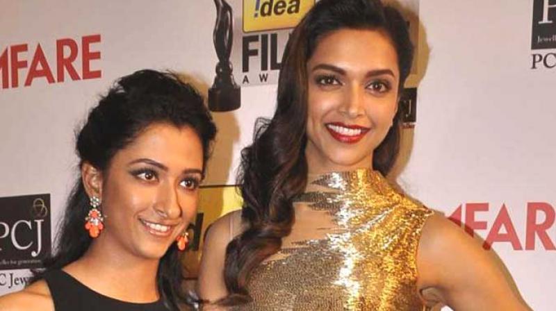 Anisha Padukone often accompanies her sister Deepika to events.