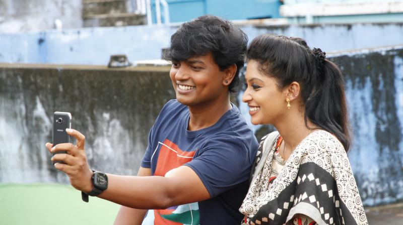 A still from Uriyadi 2.
