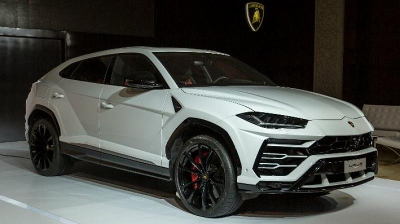 Lamborghini Urus Super Suv Launched At Rs 3 Crore