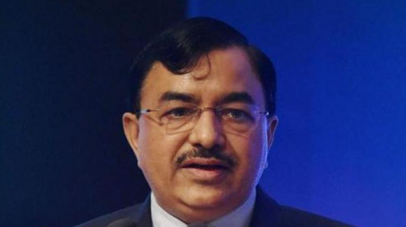 CBDT Chief Sushil Chandra. (Photo: PTI)