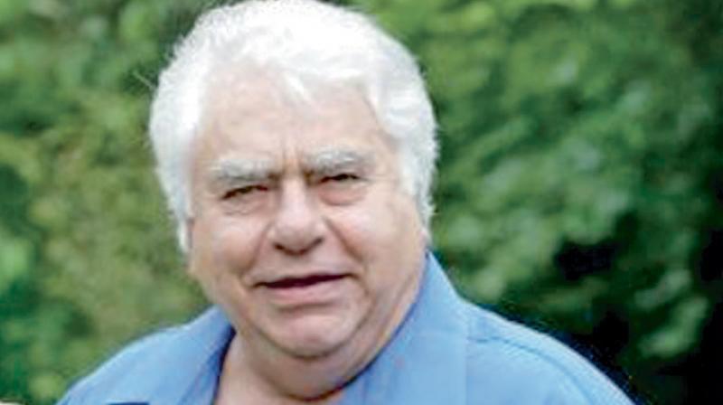 Former India stumper Farokh Engineer