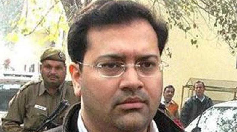 Jessica Lall murder convict Manu Sharma. (Photo: File)