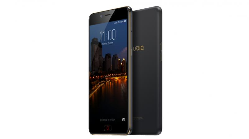 The N2 is purely a mid-range smartphone aimed at selfie lovers, which is evident by its 16MP 80-degrees wide front camera.