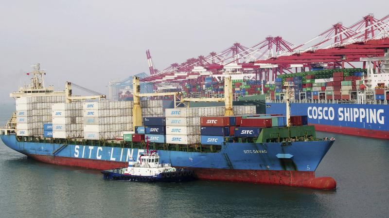 The three countries will jointly build the East Container Terminal at the Port of Colombo. (Photo: AP | Representational)