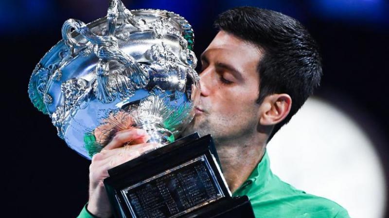 Novak Djokovic (Photo:AFP)