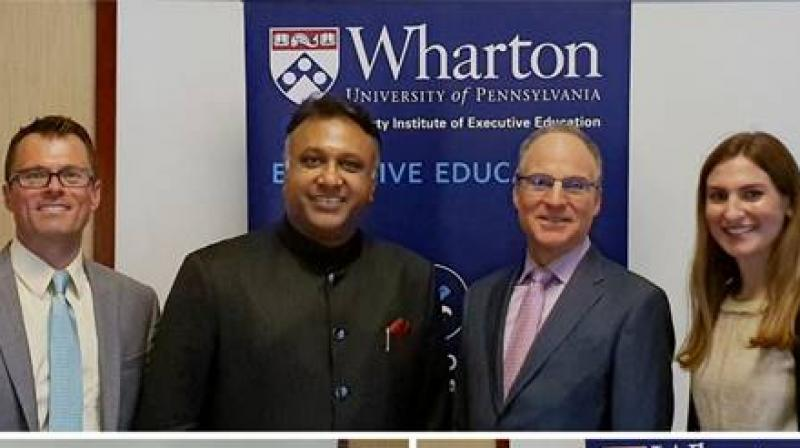 The agreement to launch this programme was signed on September 4, 2019 by Professor C. Raj Kumar, Founding Vice Chancellor of O.P. Jindal Global University and Mr. David L. Heckman, Senior Director, Global Partnerships, Aresty Institute of Executive Education at the Wharton School in the University of Pennsylvania.