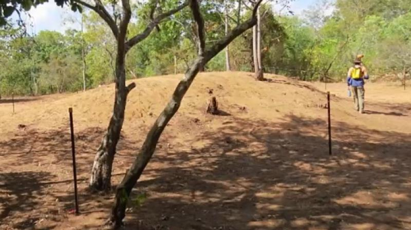This could change the understanding of indigenous burial rites in Australia (Photo: YouTube)