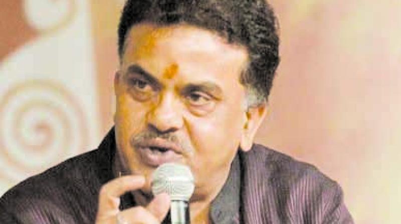 Congress leader Sanjay Nirupam called Jammu and Kashmir Governor Satya Pal Malik a 'chamcha'. (Photo: File)