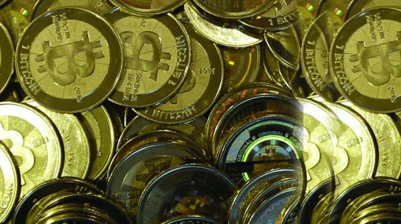 Bitcoin now accounts for around 60 per cent of the USD 240 billion crypto market.