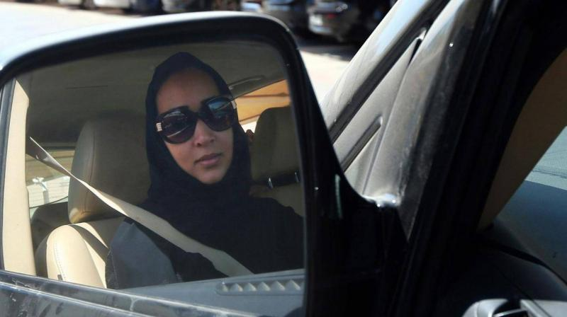 In September, King Salman issued a decree saying women will be able to drive from June 2017 as part of an ambitious reform push in the conservative kingdom. (Photo: AFP/Representational)