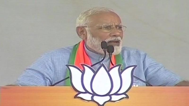 Prime Minister Narendra Modi (Photo: ANI twitter)