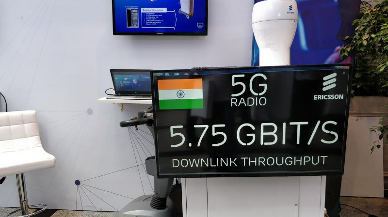 Ericsson estimates that mobile data traffic in India will grow by 11 times by 2023.