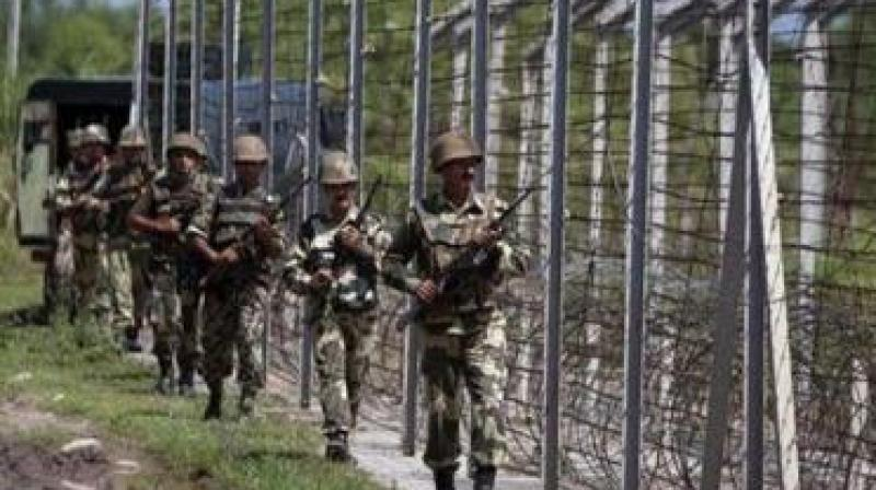 A militant was killed as Army foiled an infiltration bid along the Line of Control (LoC) in Uri sector of north Kashmir's Baramulla district. (Photo: Representational)