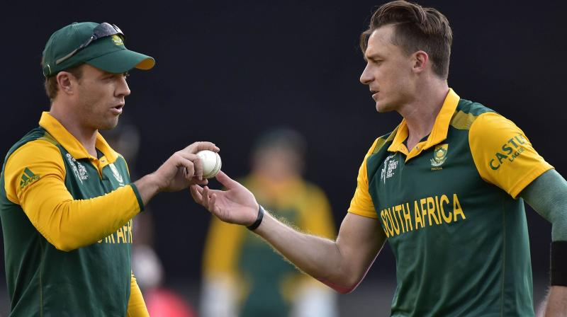Veteran speedster Steyn, young pacer Kagiso Rabada and leg-spinner Tahir hold the key to their ambitions. (Photo: AFP)