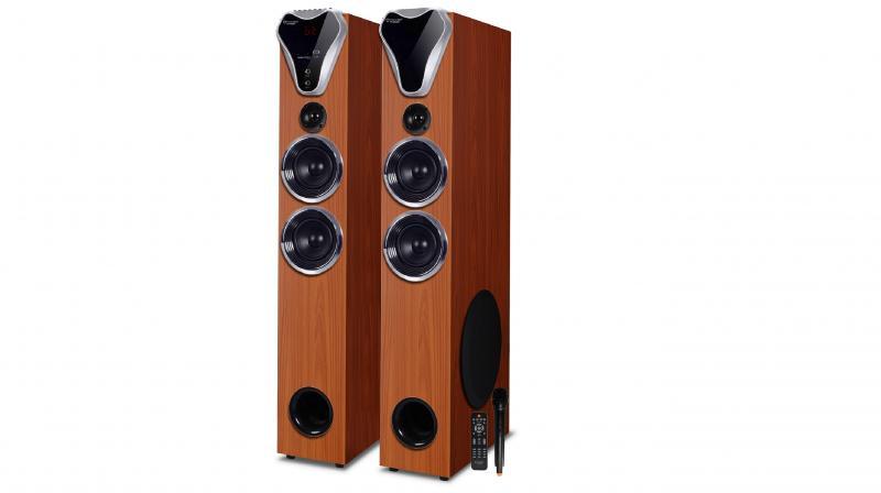 Bluetooth Tower speaker TV-555BT.