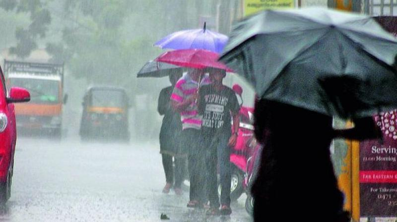 Mumbai rains have surpassed the monthly average of July in the first ten days alone, according to weathermen. From the beginning of the month till July 11, the city recorded 865 mm rainfall against July's average of 840.7 mm, as per data by Skymet Weather, a private weather agency. (Representational image)