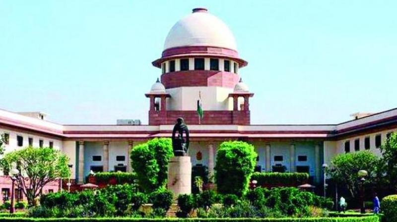 In October 2006, the SC in the case of Nagaraj vs Union of India has concluded the issue by holding that the State is not bound to make reservation for SC/ST in the matter of promotions. (Photo: File)