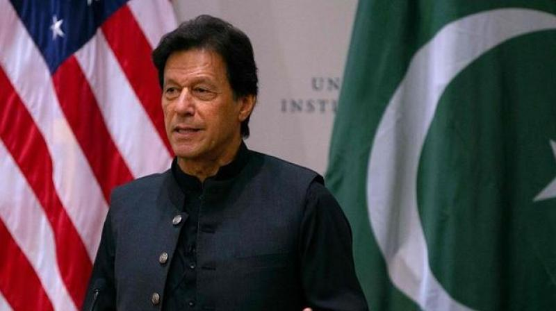 On Sunday, Pakistan Prime Minister Imran Khan chaired the meeting of the National Security Committee (NSC), which had been called to discuss issues pertaining to national security in the wake of allegations against India using cluster ammunition to target civilians along the Line of Control (LoC). (Photo: File)