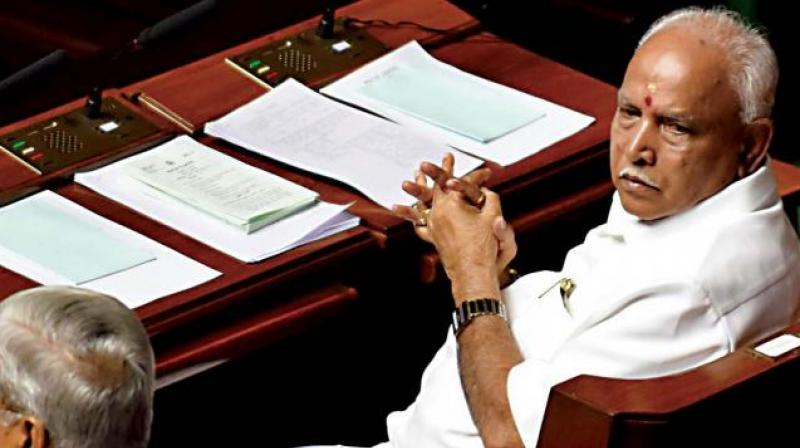 This comes a day after the Congress-JD(S) coalition government collapsed after it lost the confidence vote. The coalition government got 99 votes against the 105 of the BJP in the Assembly. (Photo: File)